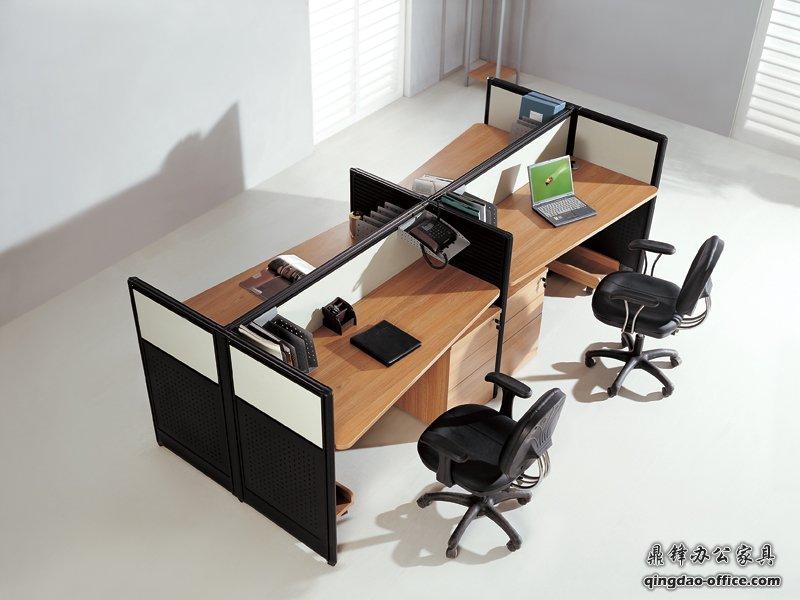 办公室整体家具效果图设计(一)